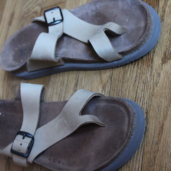 Mephisto Sandals Womens 39 Fits 859